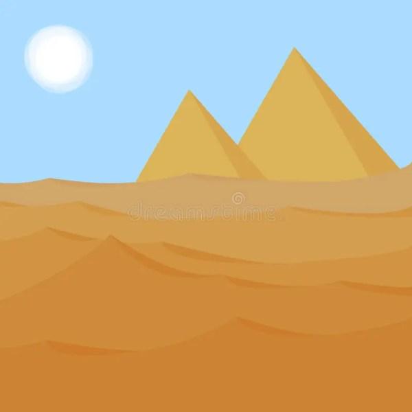 wild west desert landscape cartoon