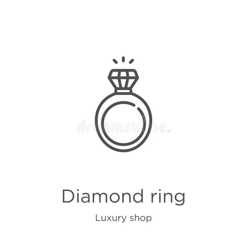 Diamante redondo. Vetor. ilustração do vetor. Ilustração
