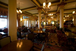 Victorian Style Restaurant Royalty Free Stock Photo ...