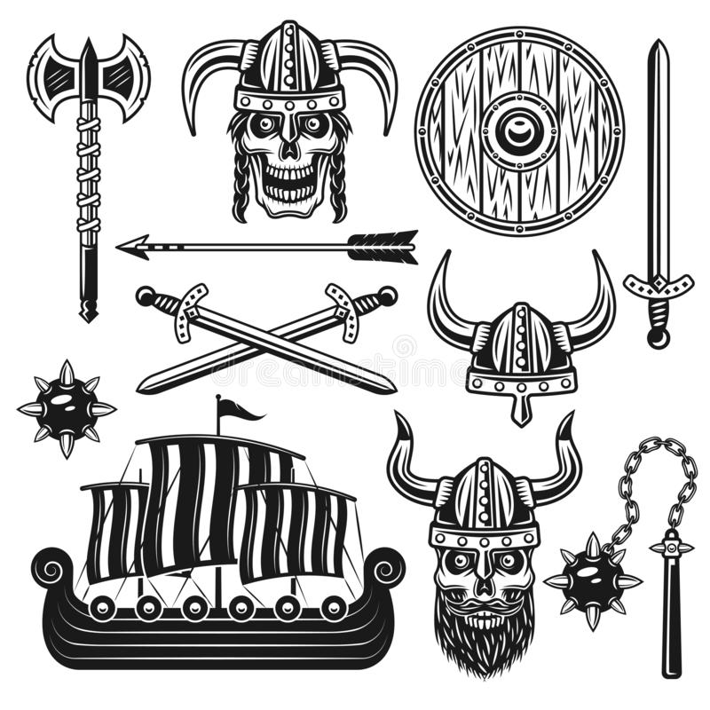 LABEL PARTS OF A VIKING LONGSHIP - Auto Electrical Wiring ...