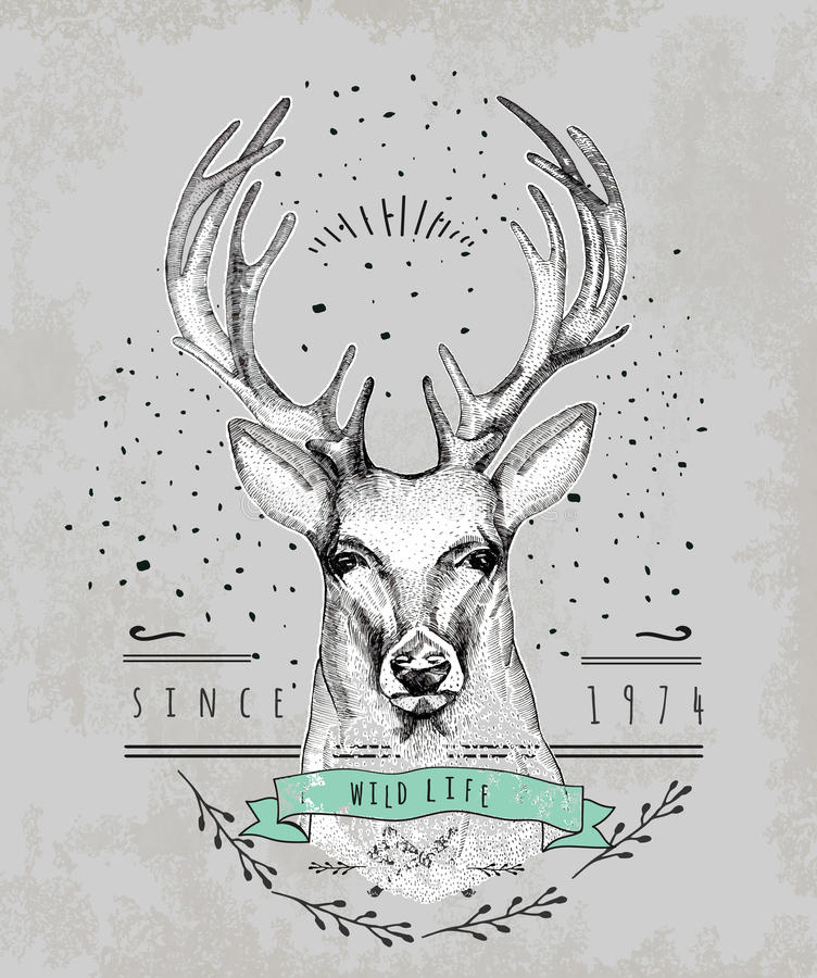 Logo Design Stock Illustrations