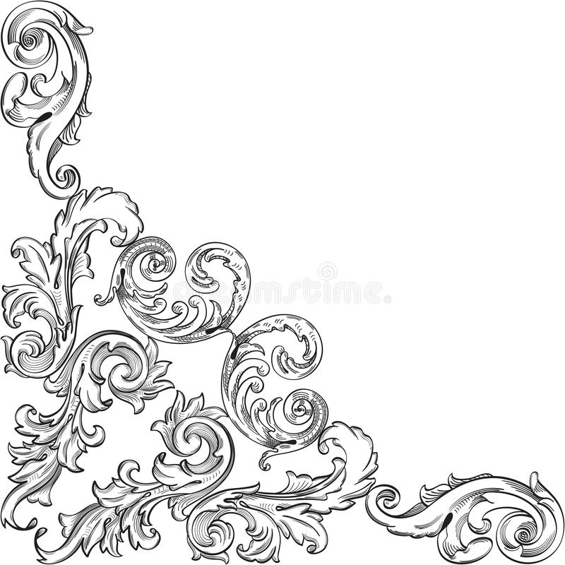 Gorgeous Classical Pattern Vector Free Vector In