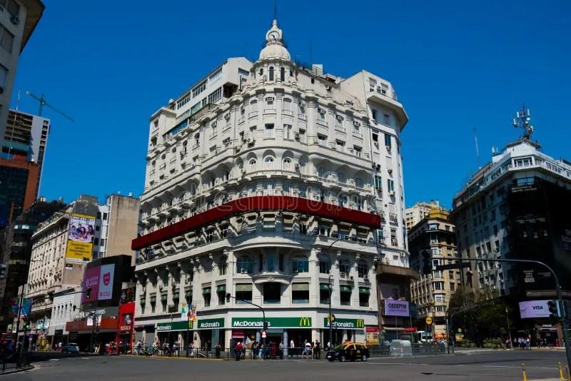Aires Du Plus Julio De Monde Large 9 La La Route Buenos Argentine