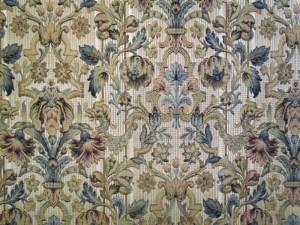 wall carpet woven empty gray