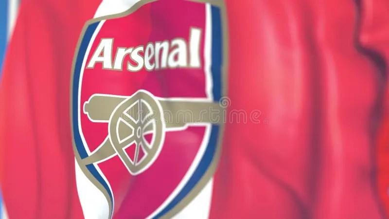 arsenal logo stock illustrations 2
