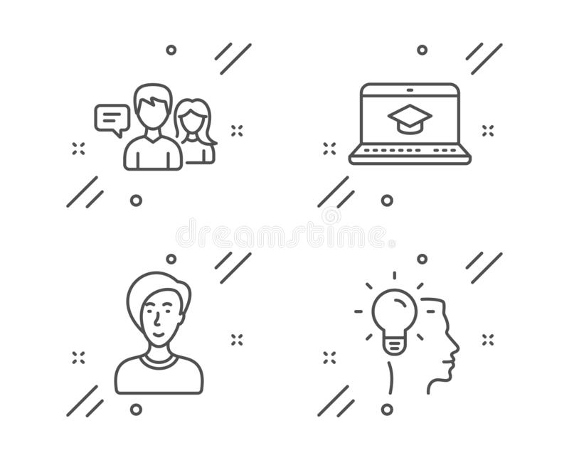 Education Idea, Best Manager And Time Icons. Approved