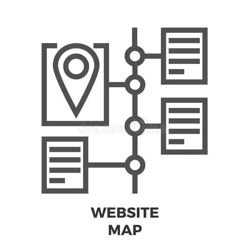 Flowchart icon flat stock vector. Illustration of flow