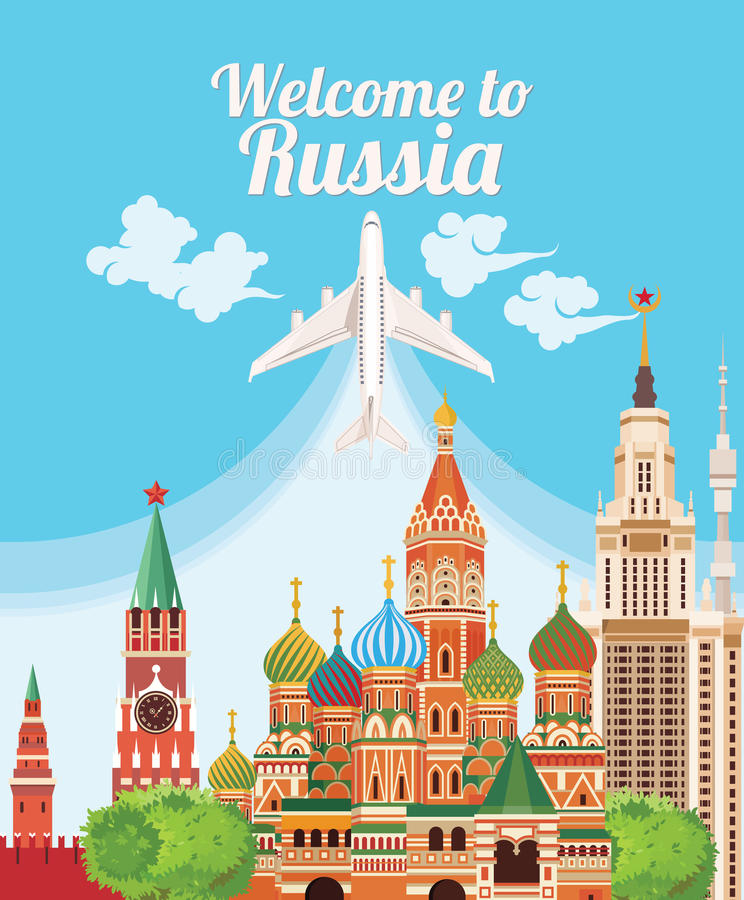 Welcome To Russia Travel Russian Landmarks Russian