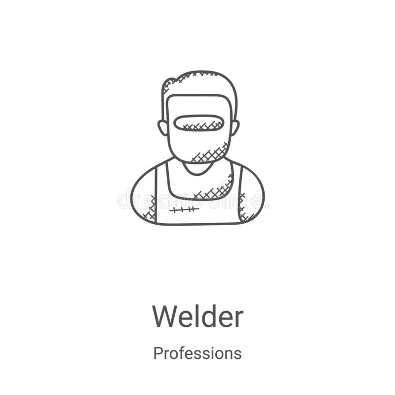 Welder Stock Illustrations