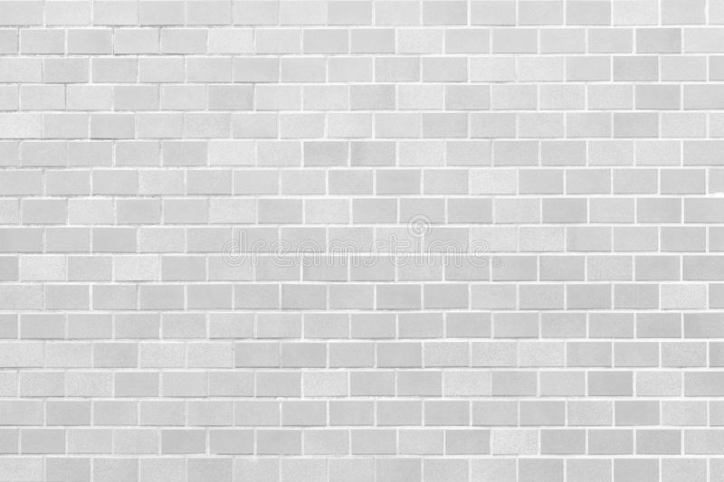 Brick Tile Wall Seamless Background And Texture Stock