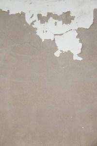 White Wall Paint Peeling Off Stock Photo - Image: 46676826