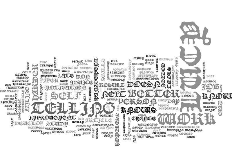 Who Are The Homeless Word Cloud Stock Illustration