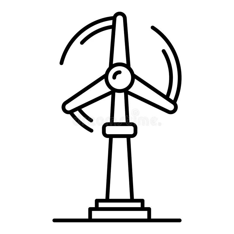 Generation Bulb Progress Icon, Simple Style Stock Vector