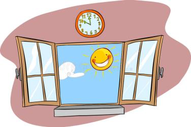Cartoon Window Clipart