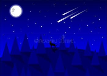 Galaxy Wolf Stock Illustrations 128 Galaxy Wolf Stock Illustrations Vectors & Clipart Dreamstime