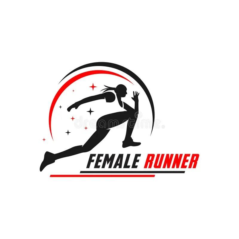 Athletic Logo Template Design. Minimalist Athletic Logo