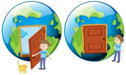 Opened Door Closed Door Stock Illustrations 778 Opened Door Closed Door Stock Illustrations Vectors & Clipart Dreamstime