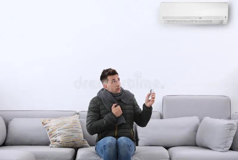 112 air conditioner freezing photos