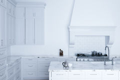 kitchen aid colors hats for staff 在现代内部的木厨房家具从b的晚上视图库存例证 插画包括有设计 布琼布 经典白色厨房援助和白色内部与木木条地板向量例证