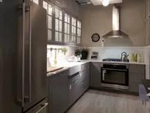 kitchen design stores and bath showrooms 美国商店宜家家居厨房设计设计 www thetupian com 与海岛的现代厨房设计装备的商店的宜家编辑类图片图片包括