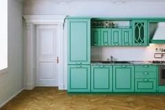 kitchen aid classic plus wall mount faucet 在现代内部的木厨房家具从b的晚上视图库存例证 插画包括有设计 布琼布 在经典样式图3的木蓝色厨房内部3d回报皇族释放例证