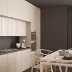 White Kitchen Floor Fifth Wheel With Outdoor 有木地板的 经典内部现代最小的白色厨房库存图片 图片包括有颜色 当代 内部 开放 典雅 现代 88071829