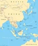 新加坡政治地圖 向量例證. 插畫 包括有 國家(地區), 海岸線, 印度尼西亞, 海島, 目的地, 繪圖 - 63512002