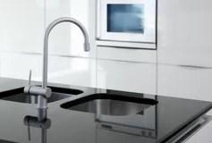 black faucet kitchen repurposed cabinets 黑色龙头厨房现代烤箱白色库存照片 图片包括有住房 拱道 集成 豪华 平面 干净 投反对票 17391990