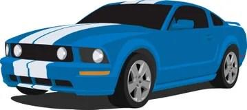 Mustang Stock Illustrations 8102 Mustang Stock