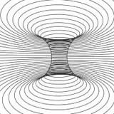 Worm hole stock illustration. Illustration of elements