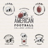 Cheerleader Badge Or Cheer Logo Stock Vector
