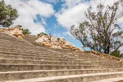 Mesa Amphitheater stock photo Image of pavement trees