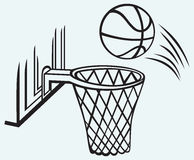 Drawing Basketball Goal Stock Photos, Images, & Pictures