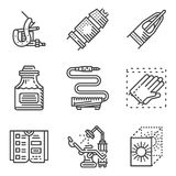 Blood draw supplies stock photo. Image of supplies