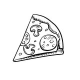Pizza Slice Cartoon Stock Photos, Images, & Pictures