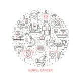 Bowel Stock Illustrations
