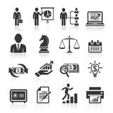 Business Human Resources Manager People Chart Stock Vector