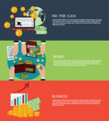 PPC (pay per click), is an internet marketing model used to drive traffic to websites