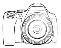 Camera Stock Illustrations