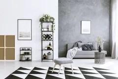interior carpet why asymmetrical consider should living geometrical