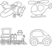 Cartoon transport stock vector. Illustration of logistic