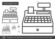 Cash Register Stock Illustrations