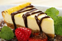 Cheesecake Slice Stock Photos - Royalty Free Images