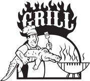Bbq Grill Graphic Text Stock Photos, Images, & Pictures