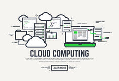 Cloud Stock Illustrations