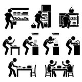 Cooking Stock Illustrations