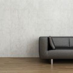 Wall Sofa Sherrill Leather Sofas Couch To Face A Blank Stock Illustration Of Nobody 11007498