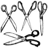Scissors Stock Illustrations