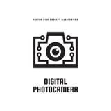 Camera Logo, Photography Concept Design Stock Vector