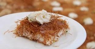 Dolci arabi 2 immagine stock Immagine di pistacchio